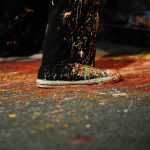 """Brian Olsen """"These Shoes We're Made for Painting!"""""""